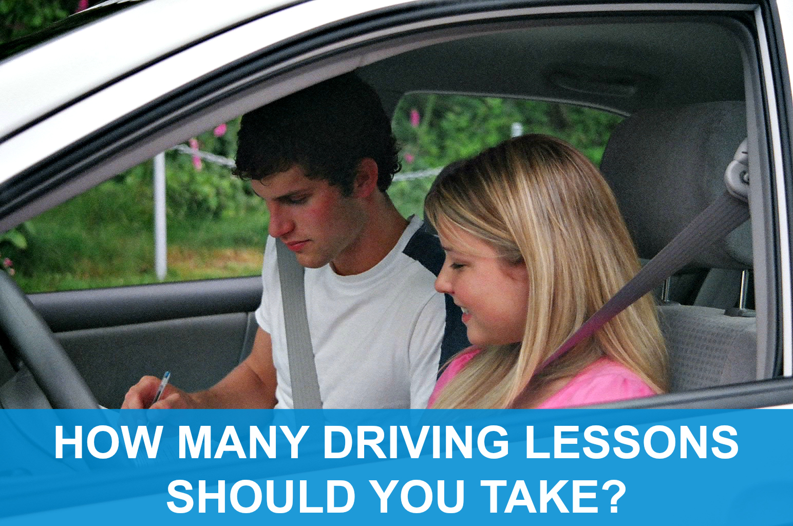How Many Driving Lessons Should You Take?