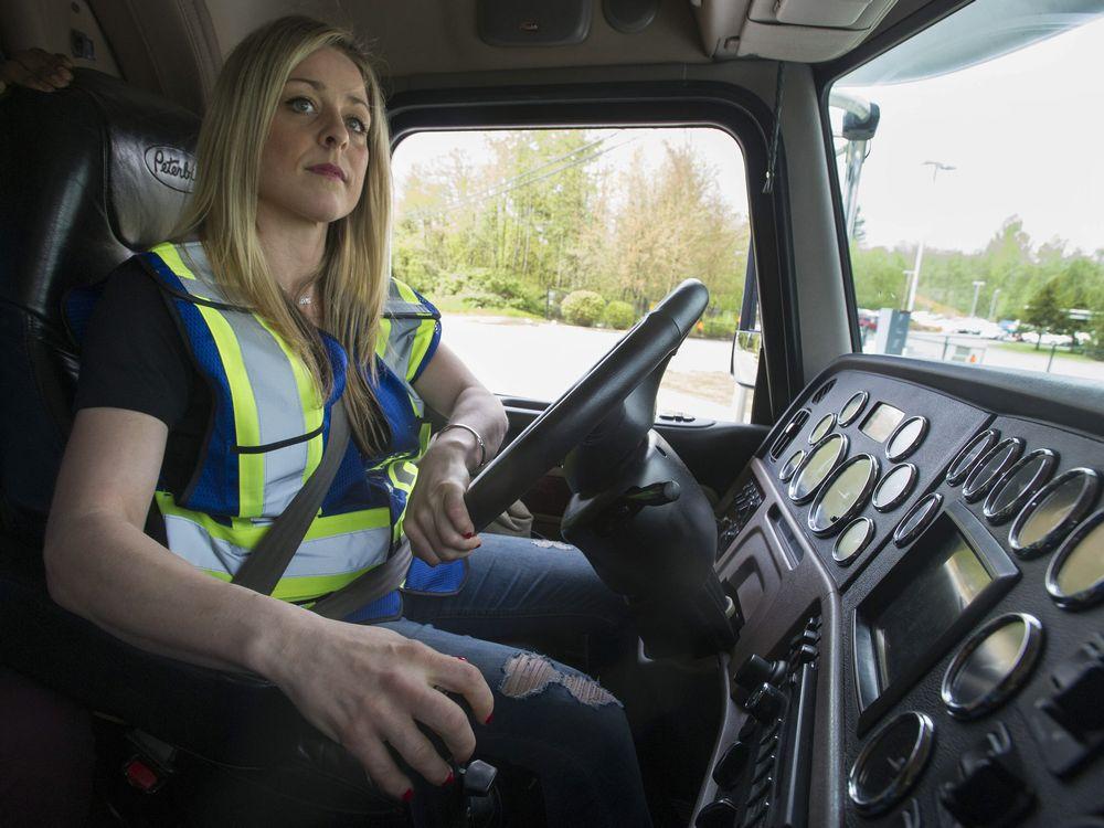 Shop Lesbian Truck Driver