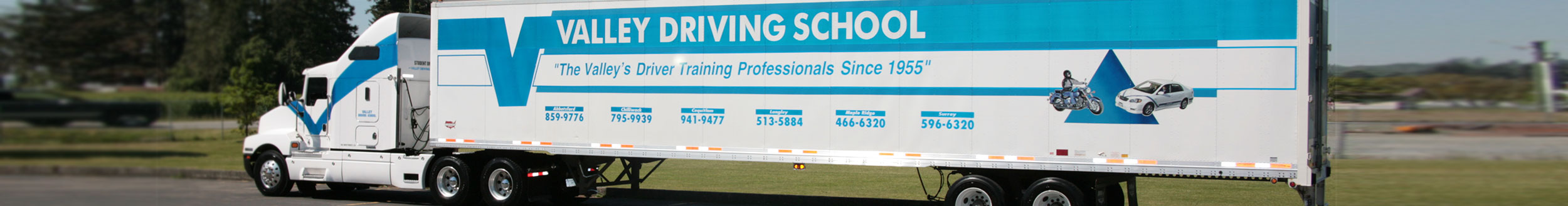 Air brake course test preparation from valley driving school