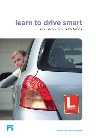 Learn to drive smart book cover